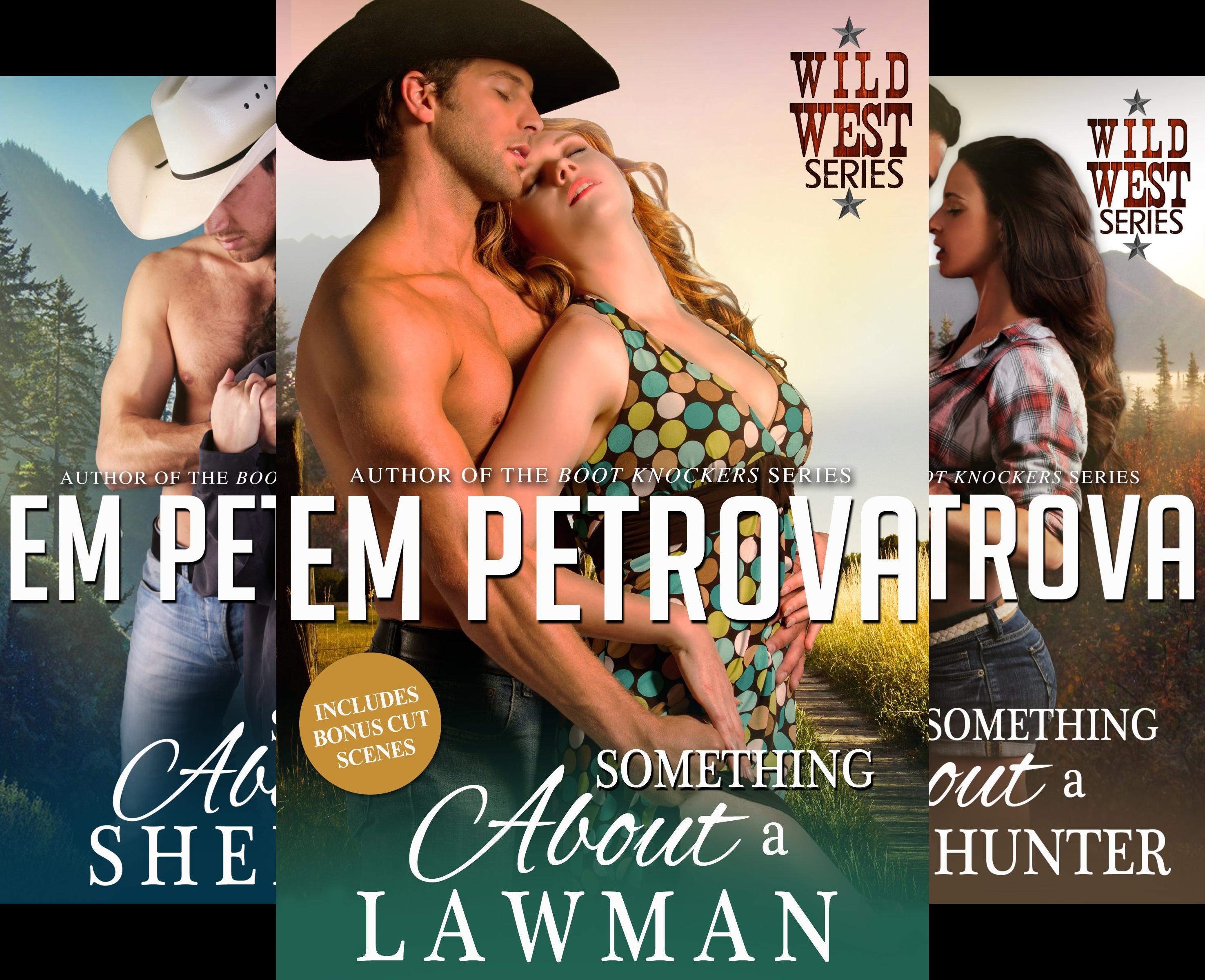 Wild West (4 Book Series)