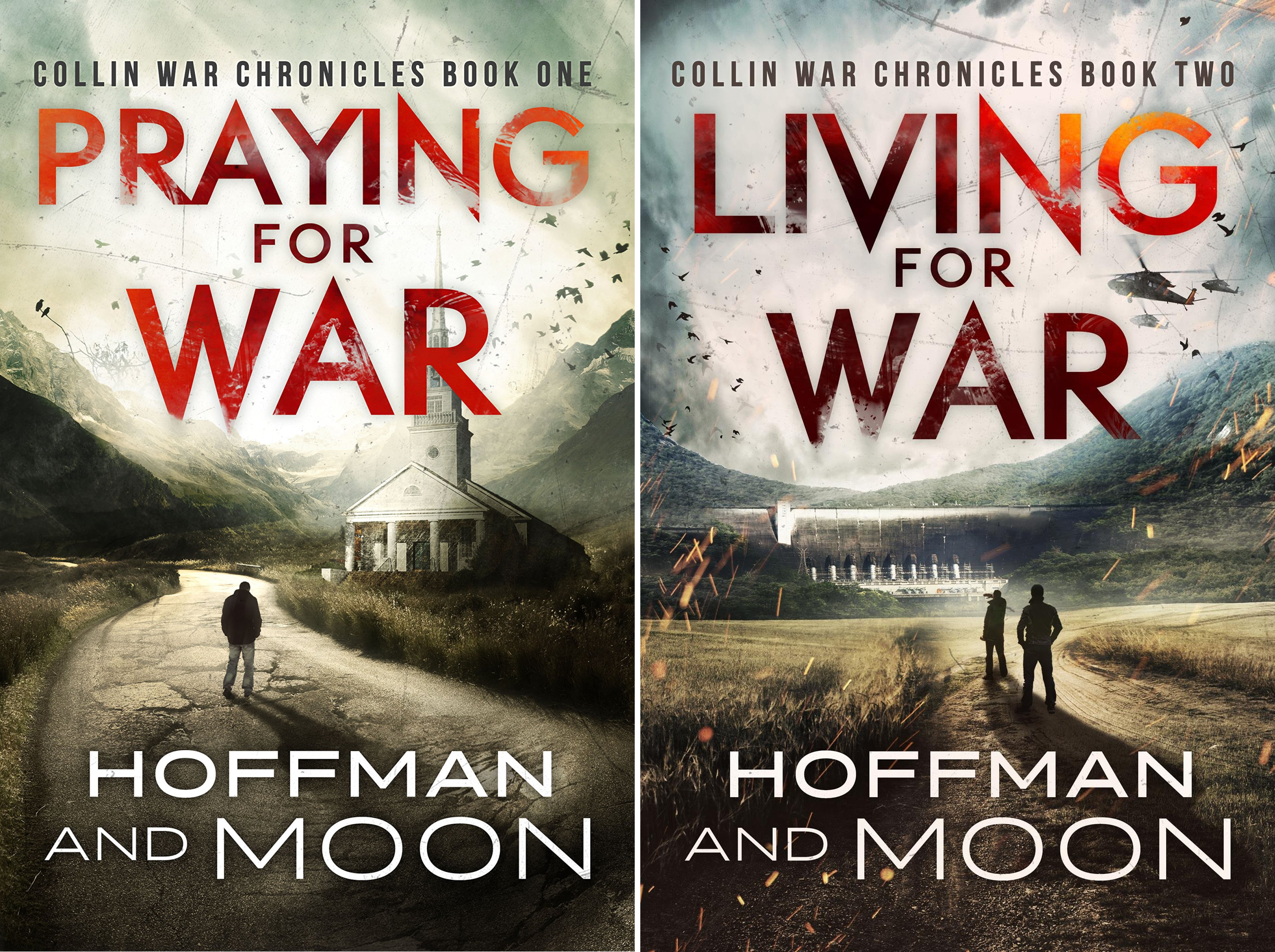 The Collin War Chronicles (2 Book Series)