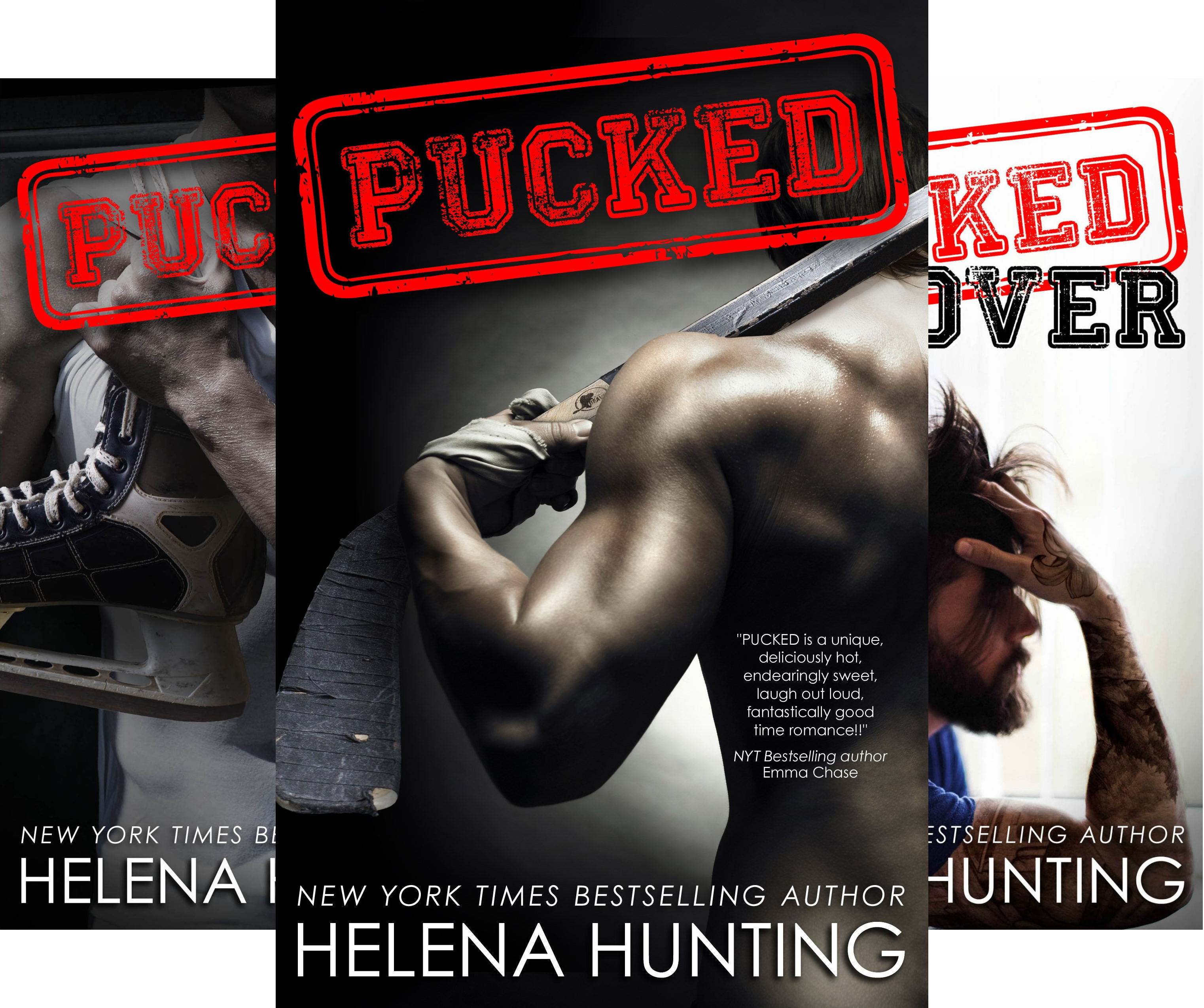 The PUCKED Series (5 Book Series)