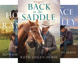Double S Ranch (3 Book Series) by  Ruth Logan Herne