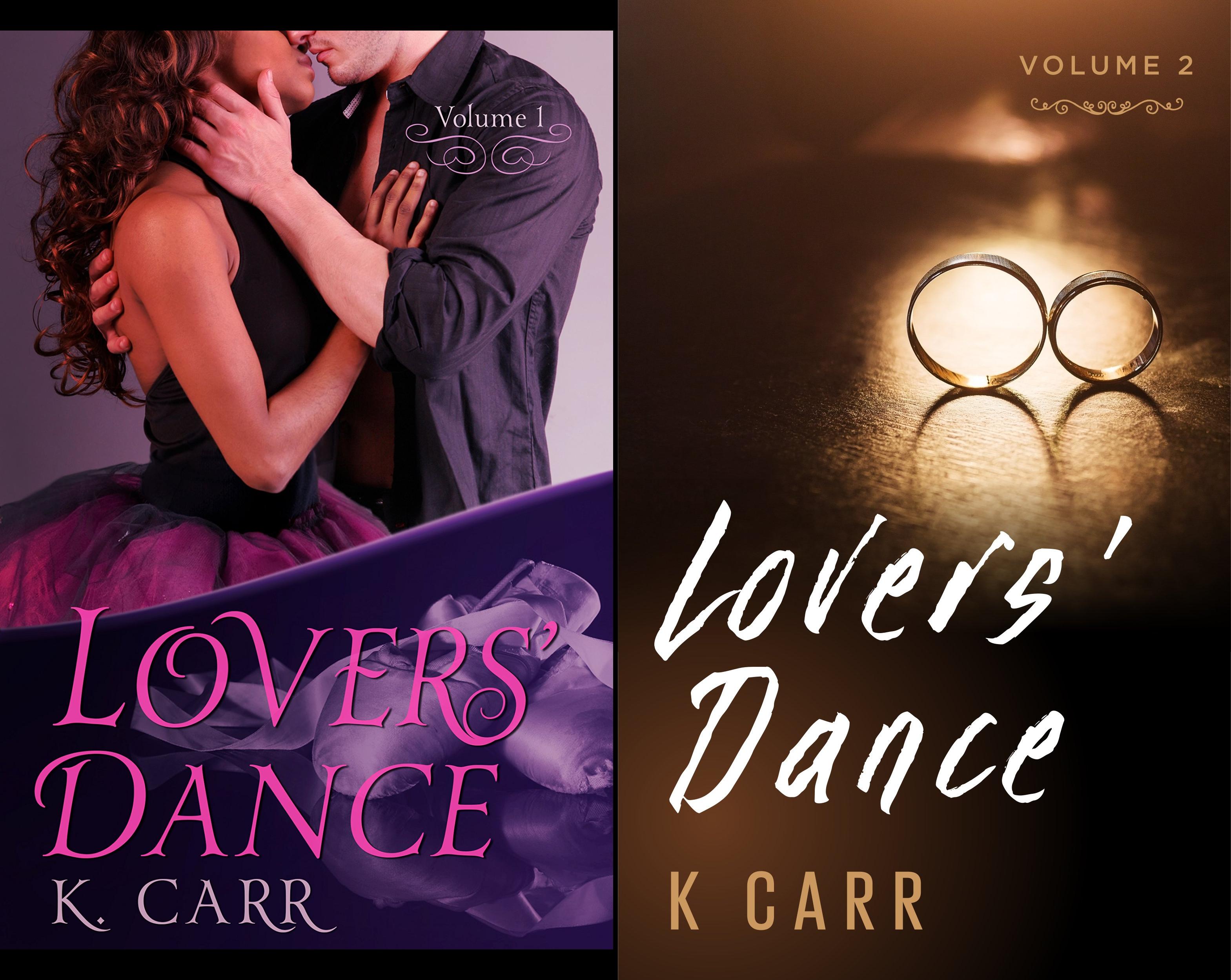 Lovers' Dance (2 Book Series)