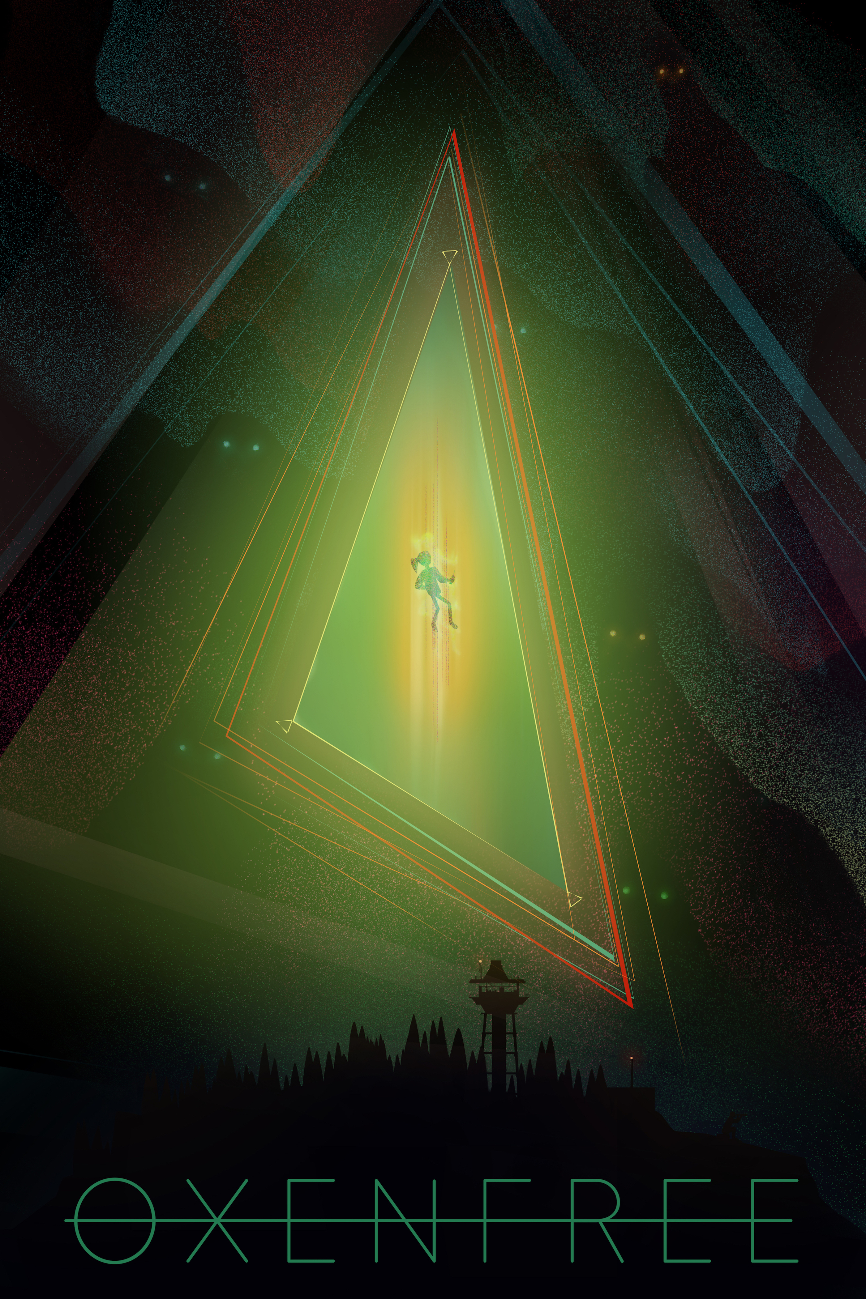 Oxenfree - [Online Game Code]