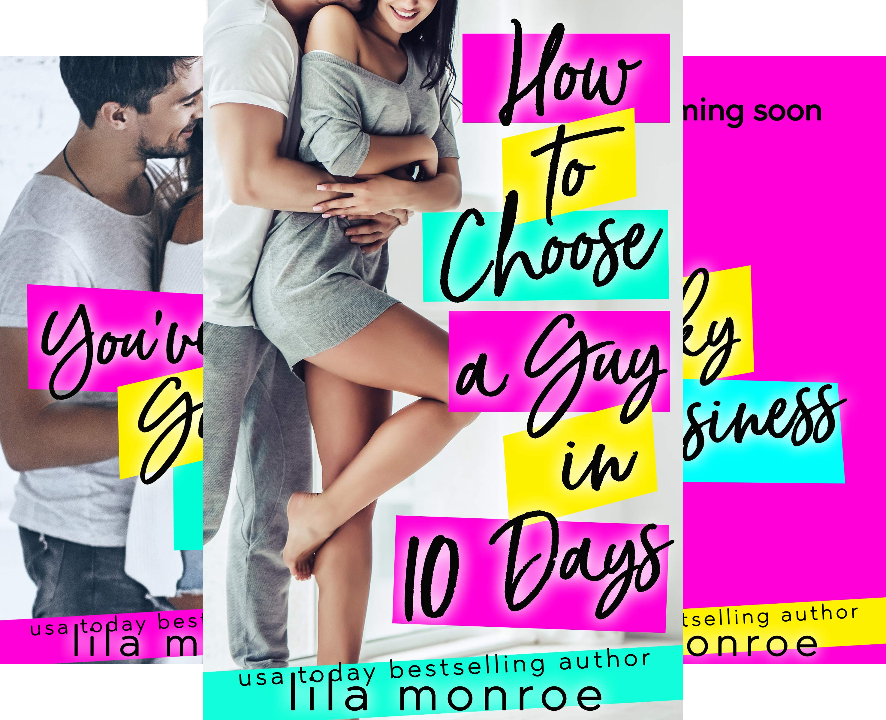 Chick Flick Club (3 Book Series)