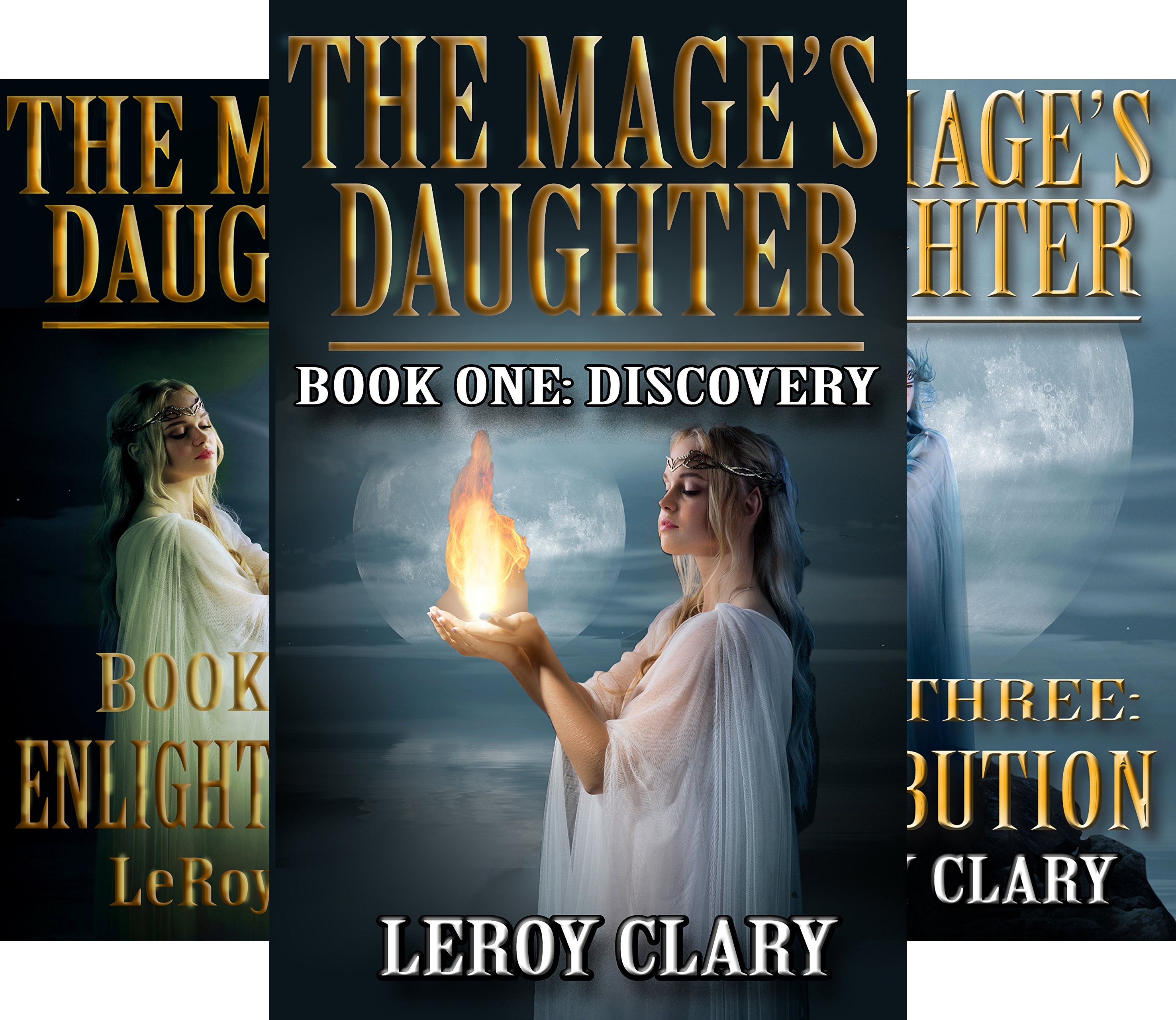 The Mage's Daughter (3 Book Series)