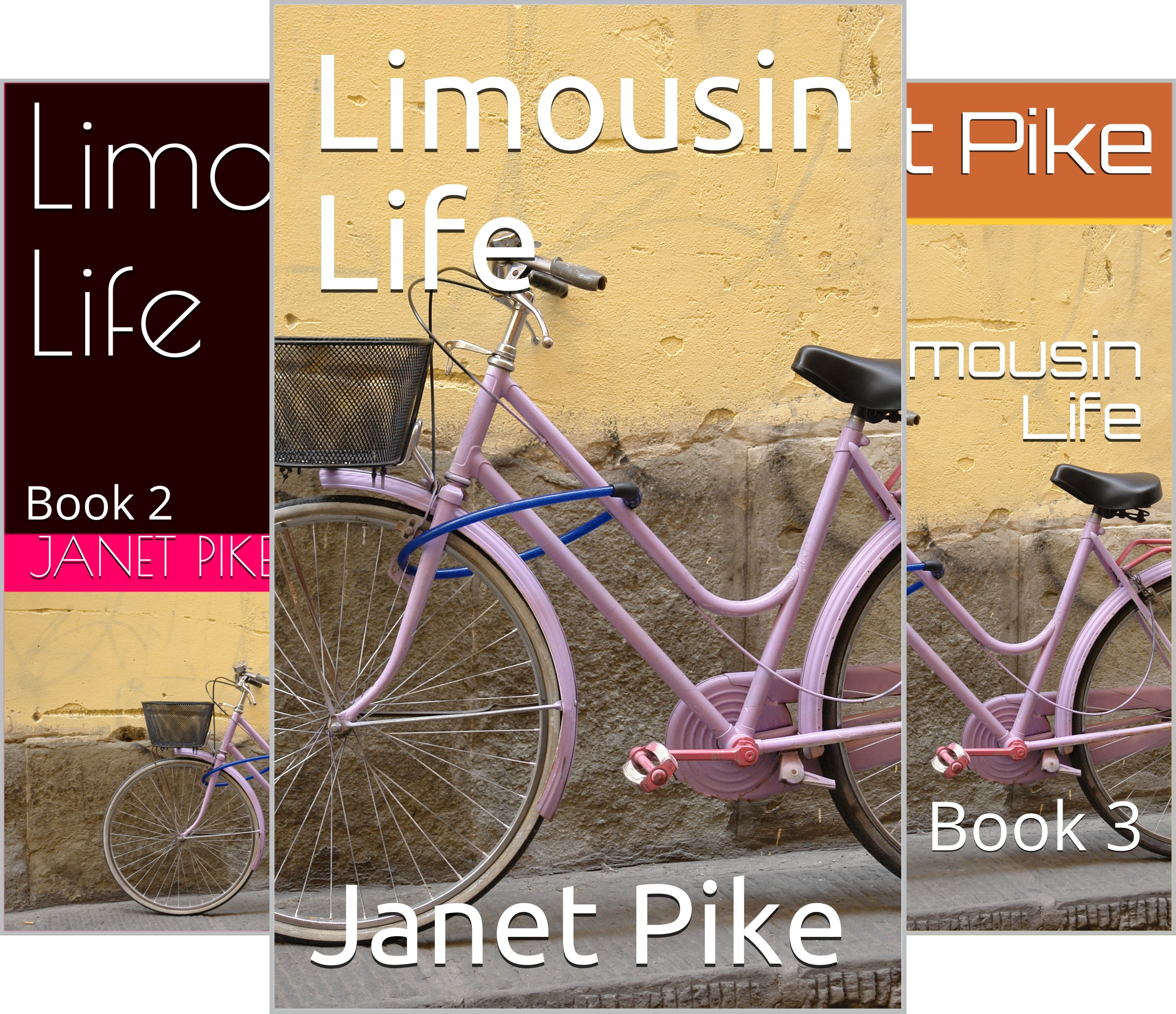 Limousin Life (3 Book Series)