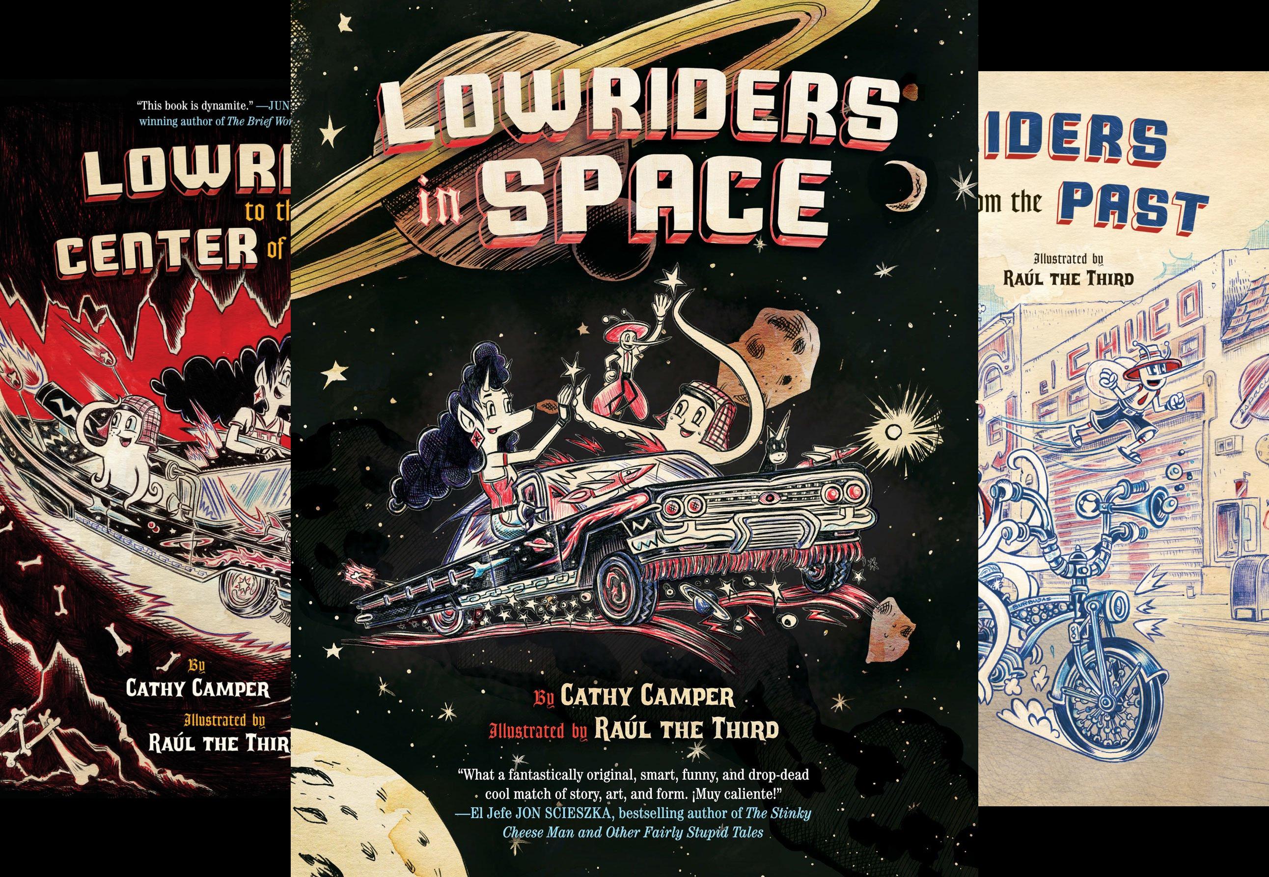 Lowriders (3 Book Series)