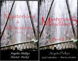 img - for Mysterious & Miraculous (2 Book Series) book / textbook / text book