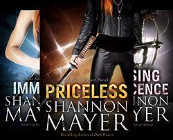 A Rylee Adamson Novel (10 Book Series) by  Shannon Mayer