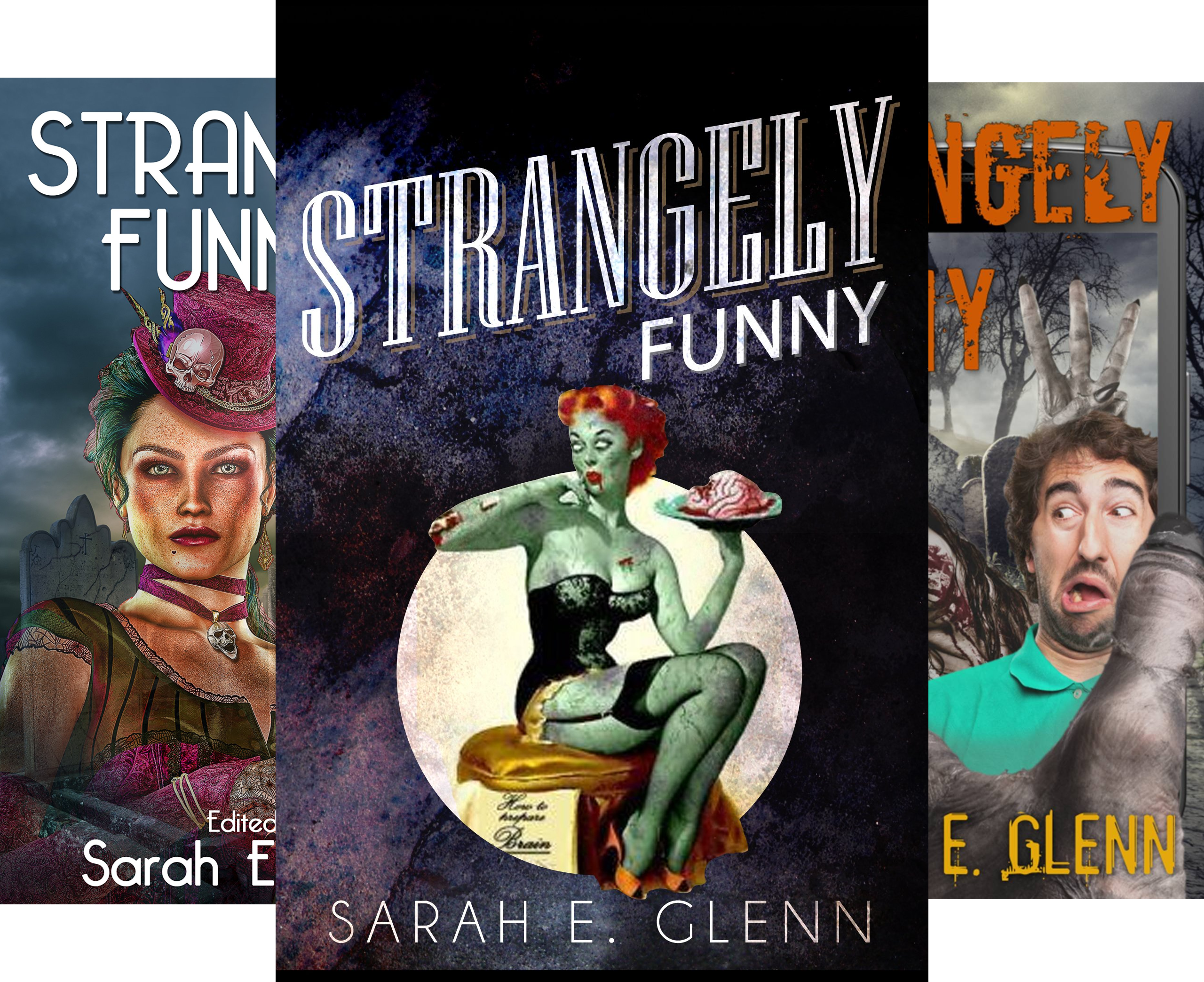 Strangely Funny (4 Book Series)