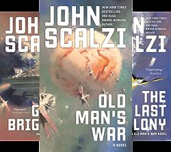 Old Man's War (6 Book Series) by  John Scalzi