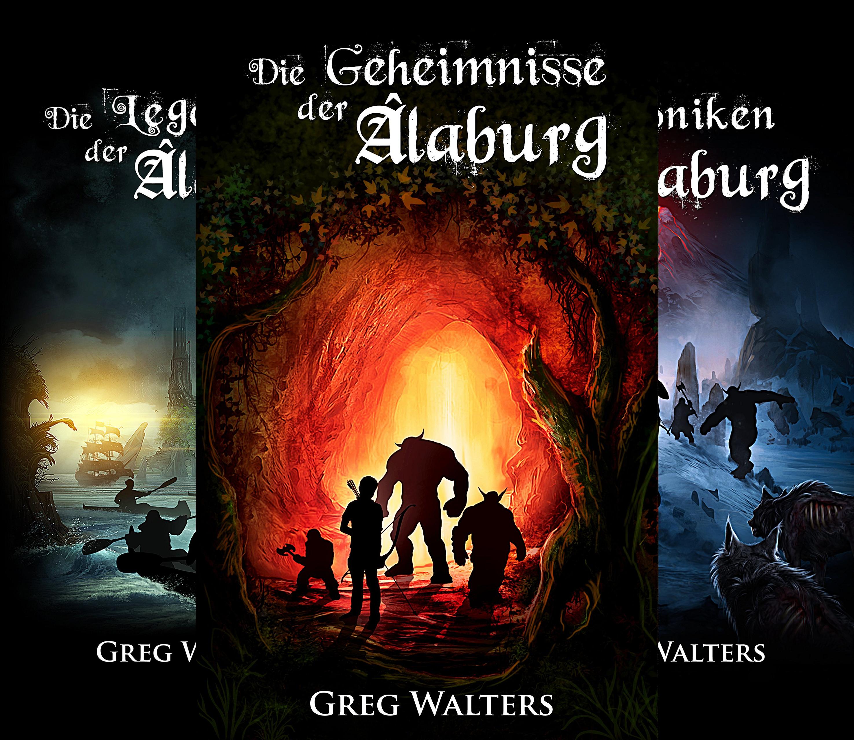Die Farbseher Saga (Reihe in 3 Bänden)