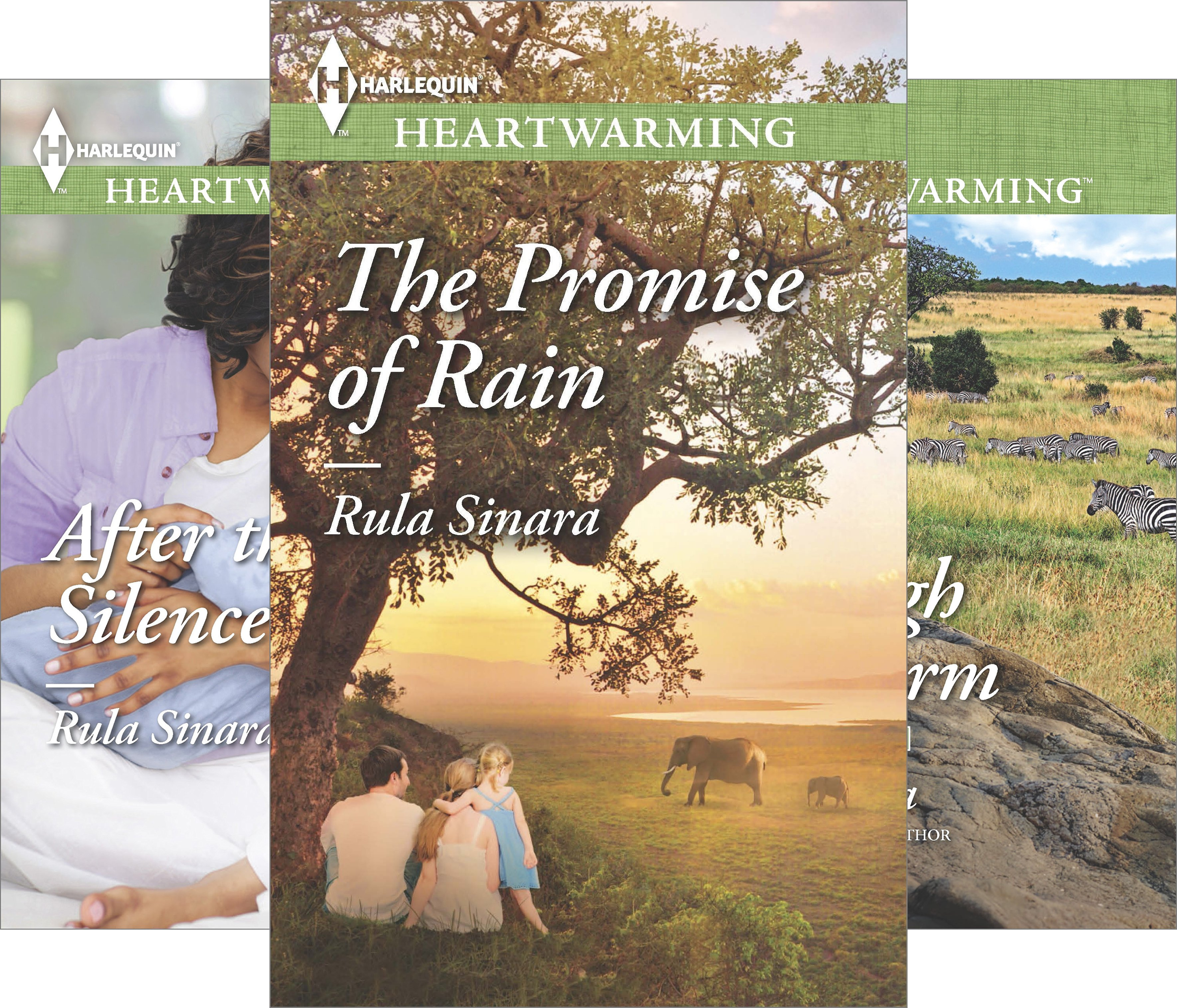 From Kenya, with Love (5 Book Series)