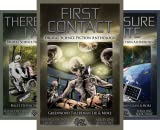img - for Digital Science Fiction Anthology Series One (4 Book Series) book / textbook / text book