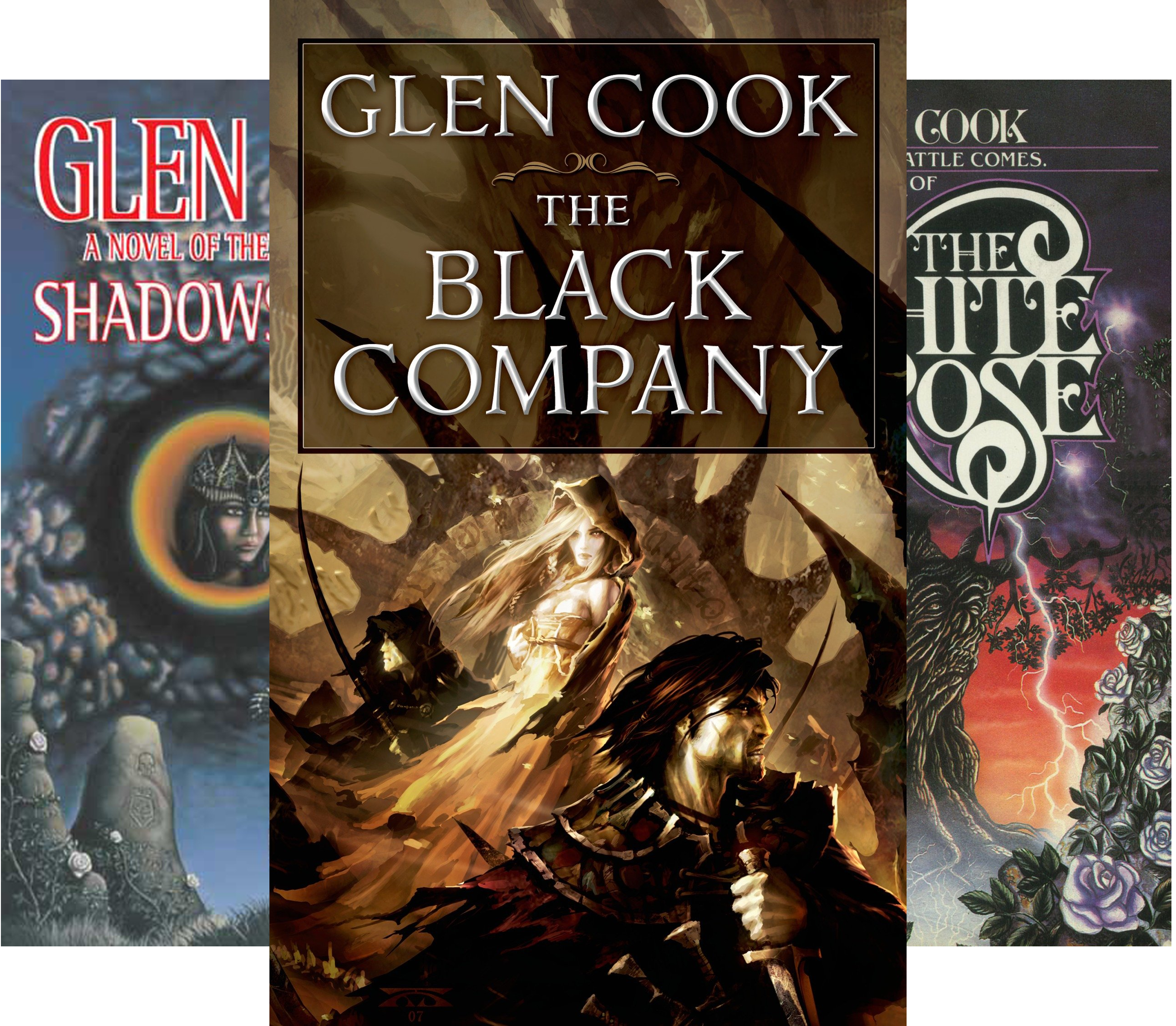 The Chronicles of The Black Company (9 Book Series)