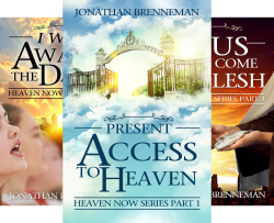 Heaven Now (3 Book Series) by  Jonathan  Brenneman Jonathan Brenneman