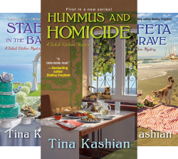 A Kebab Kitchen Mystery (3 Book Series) by  Tina Kashian