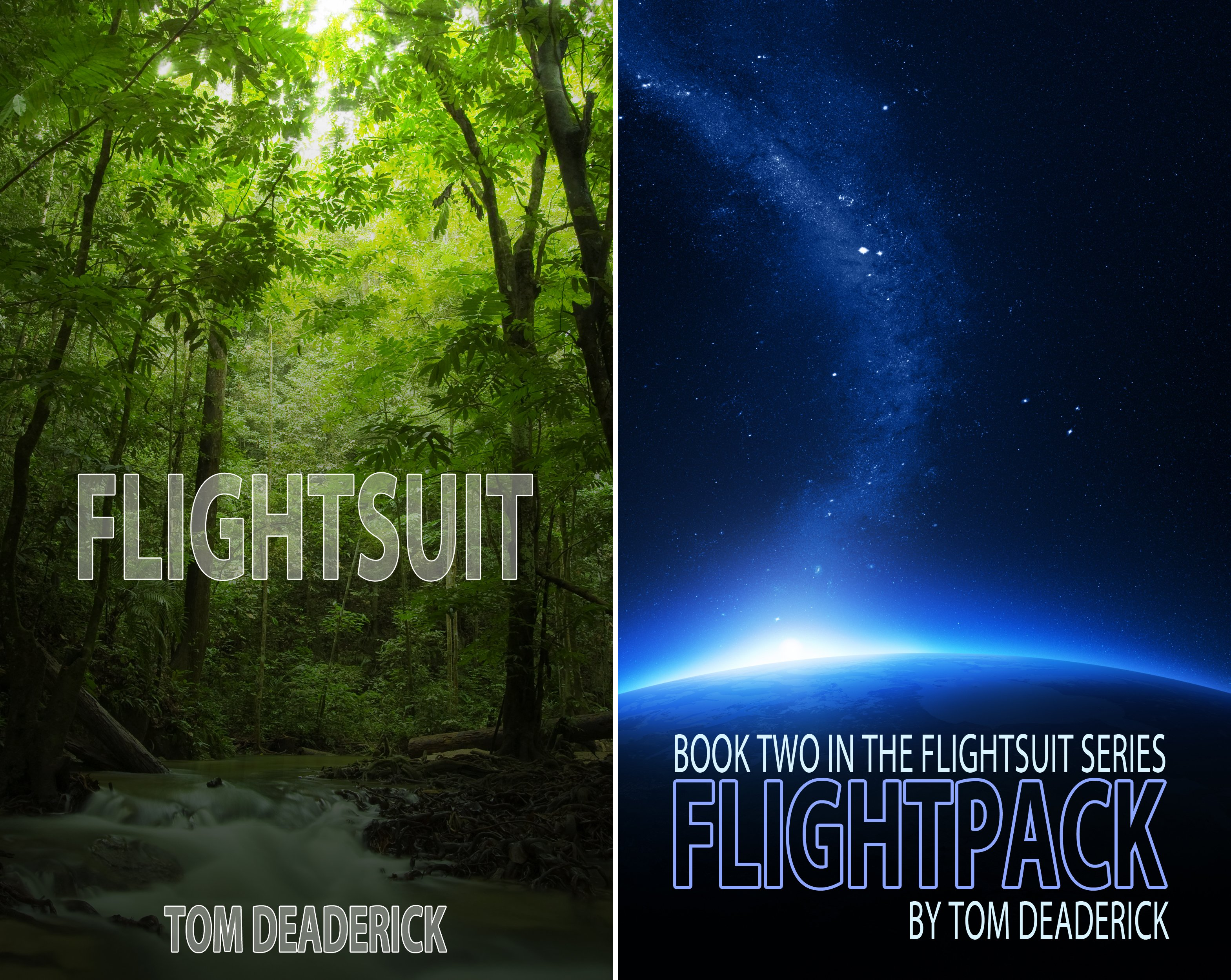Flightsuit (2 Book Series)