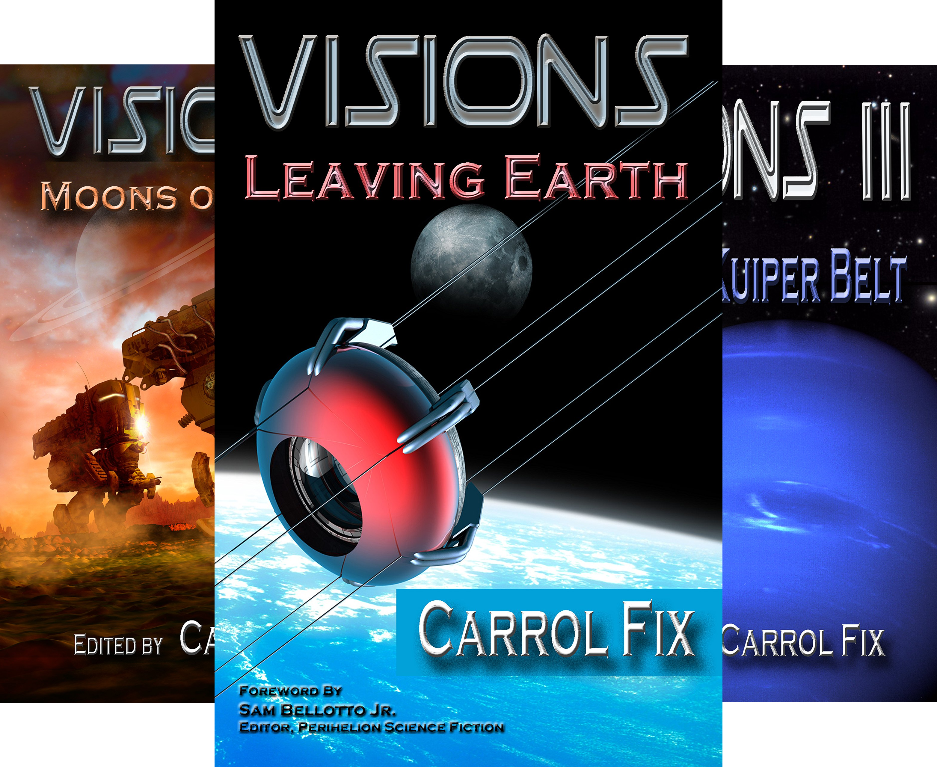 Visions (7 Book Series)