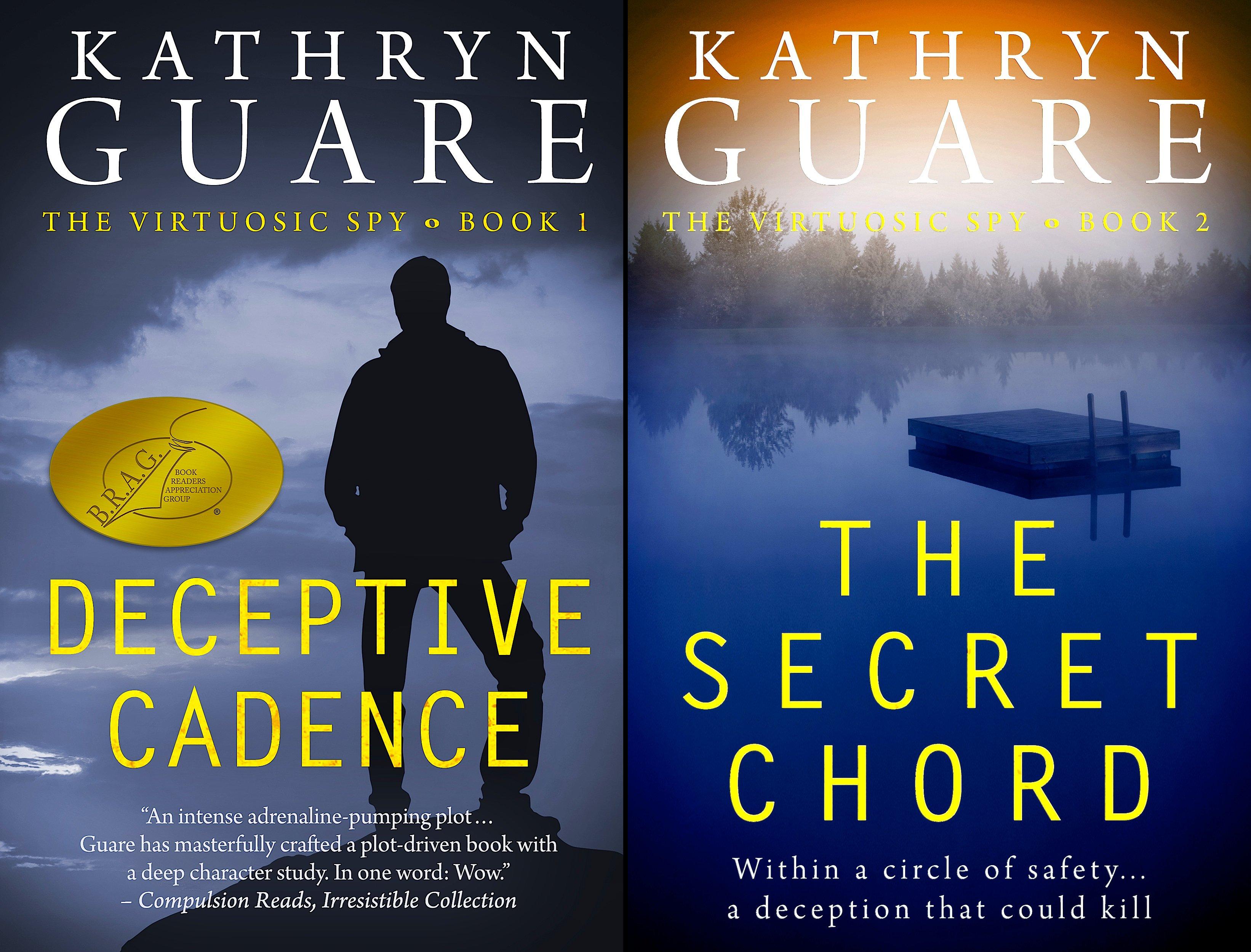 The Virtuosic Spy (2 Book Series)