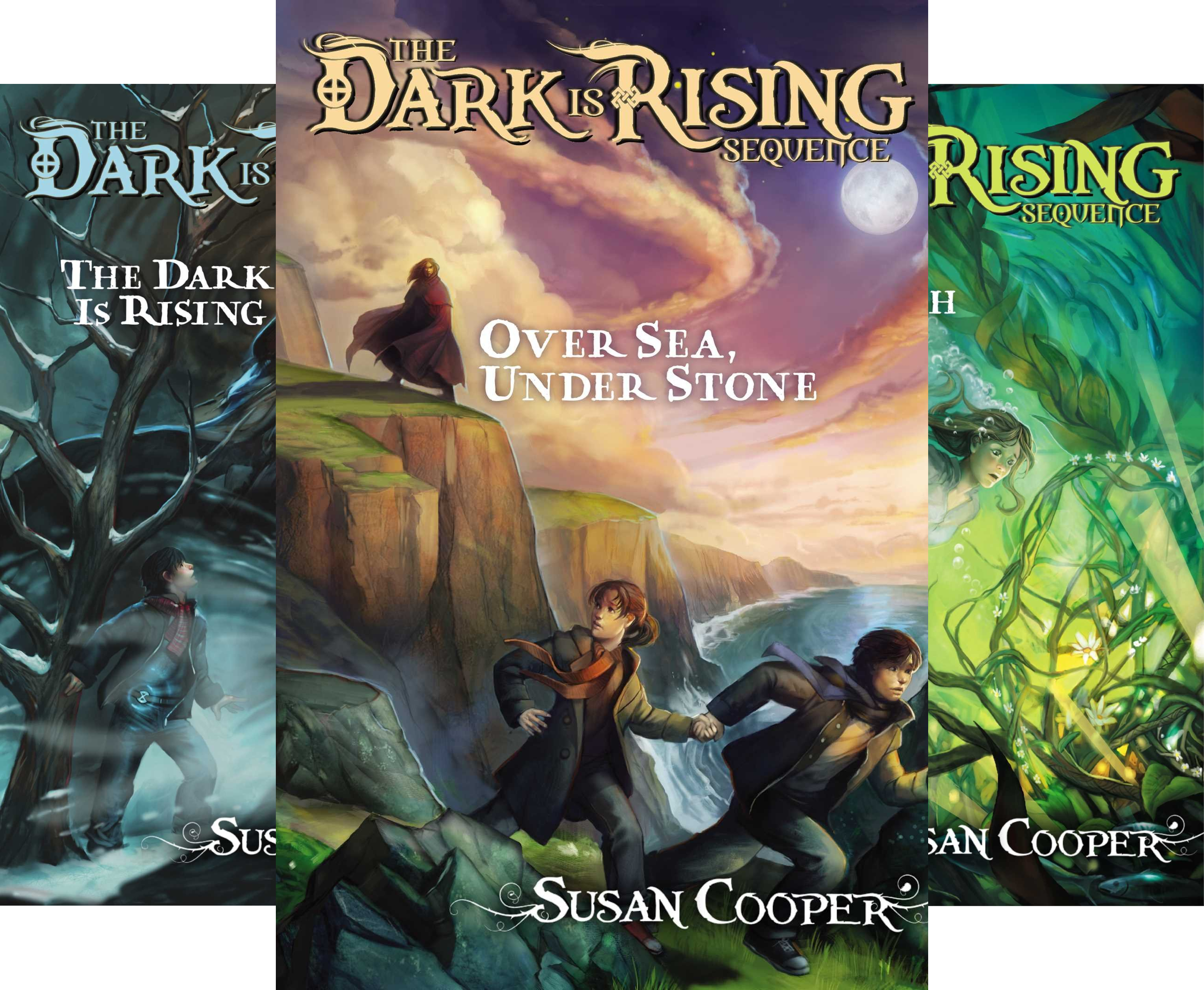 the-dark-is-rising-5-book-series