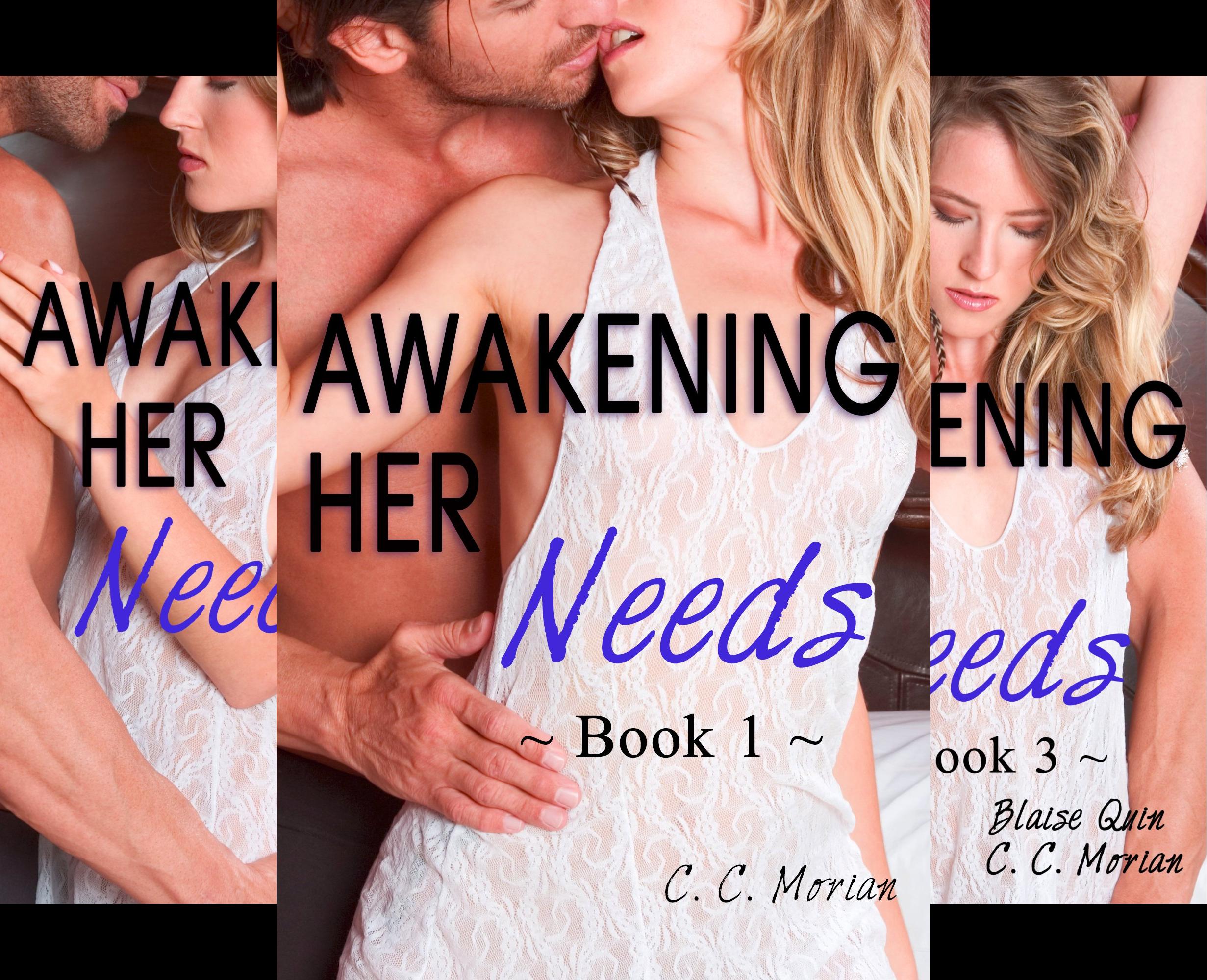 Her Needs Series (3 Book Series)