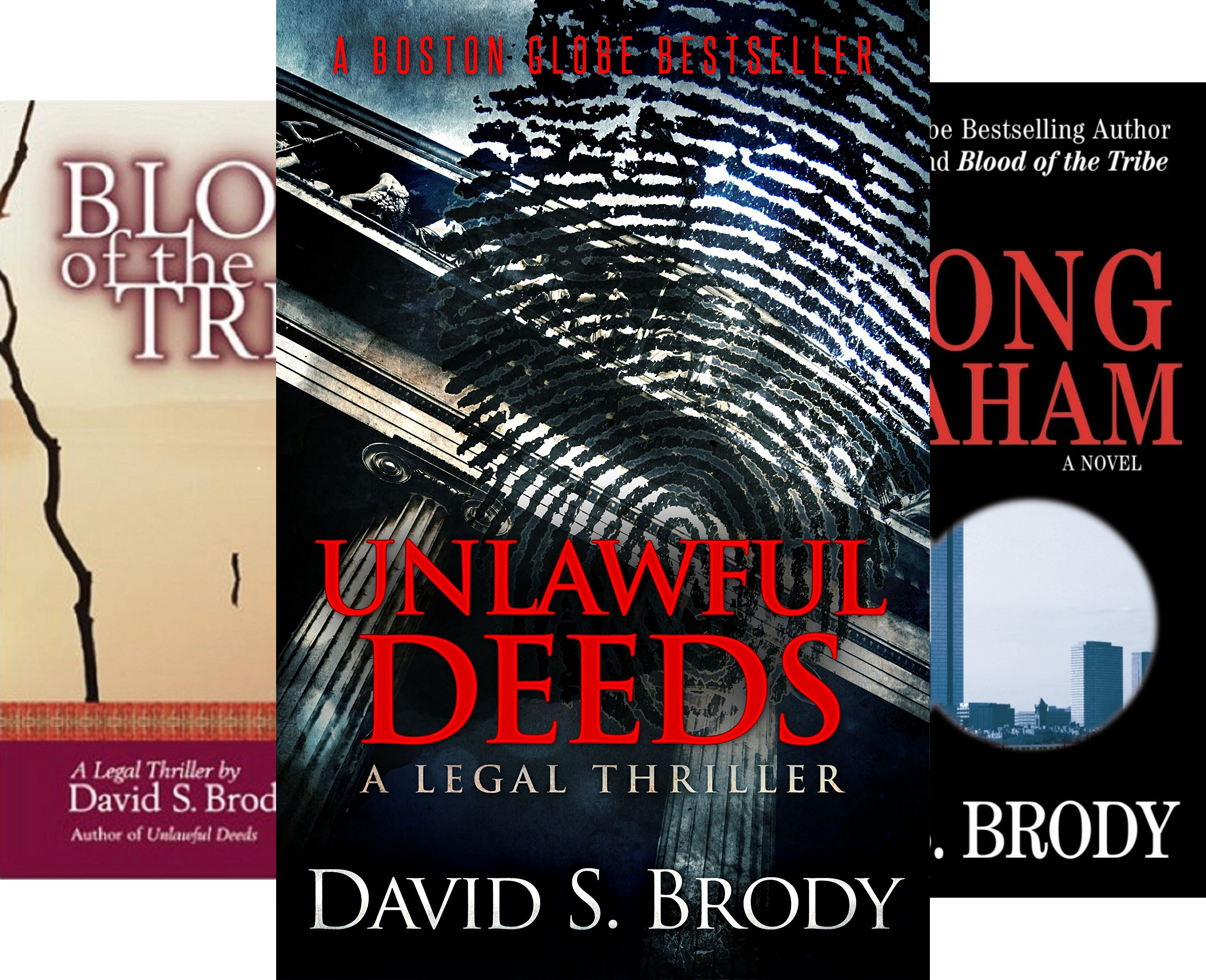 Boston Law (3 Book Series)