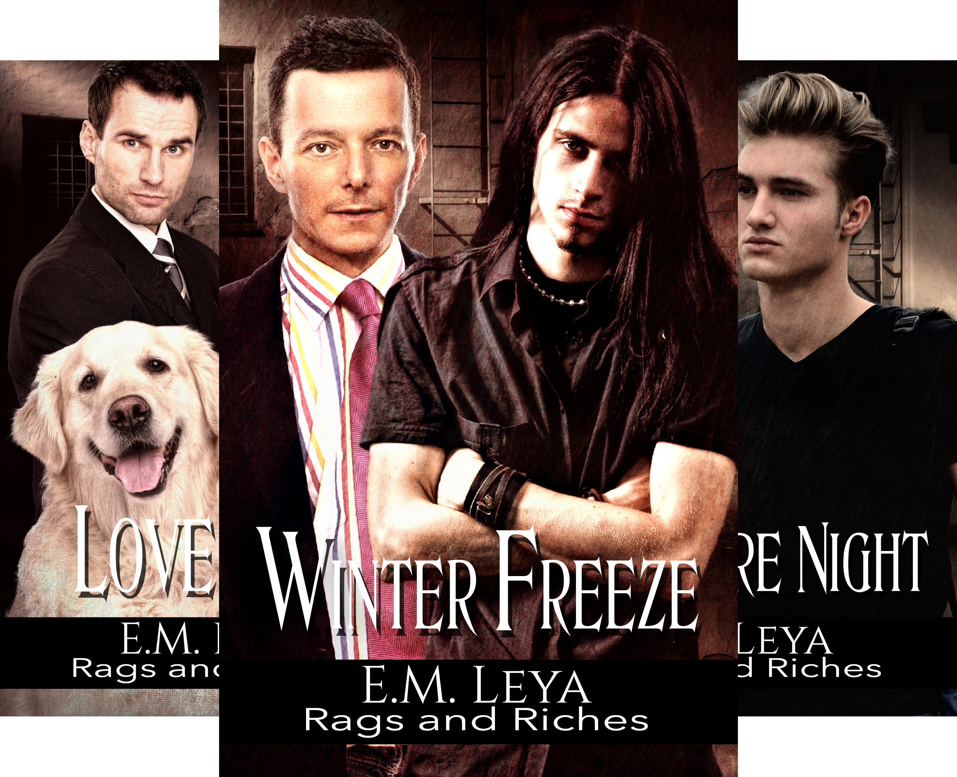 Rags and Riches (7 Book Series)