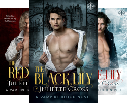 Vampire Blood (4 Book Series) by  Juliette Cross