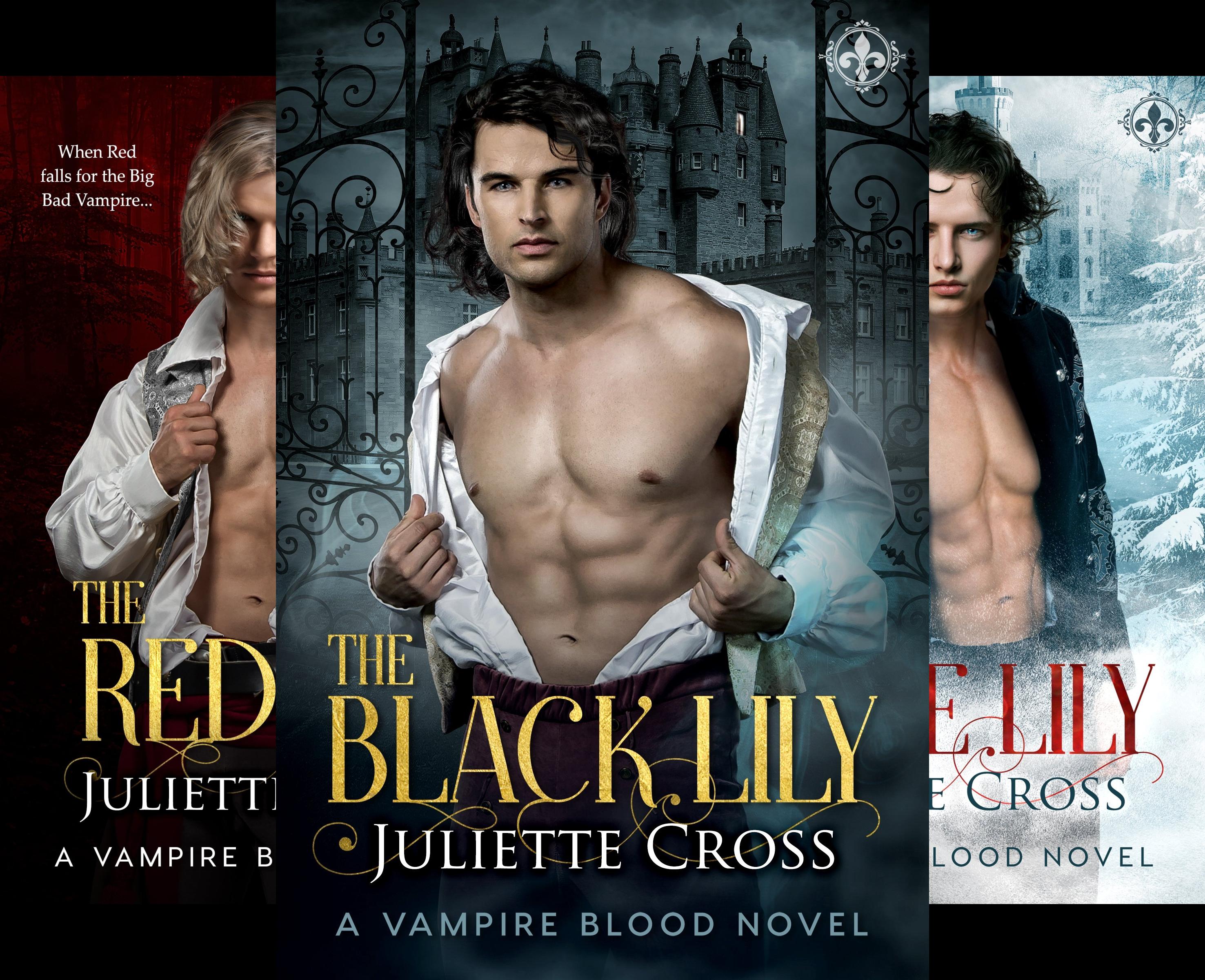 Vampire Blood (3 Book Series)