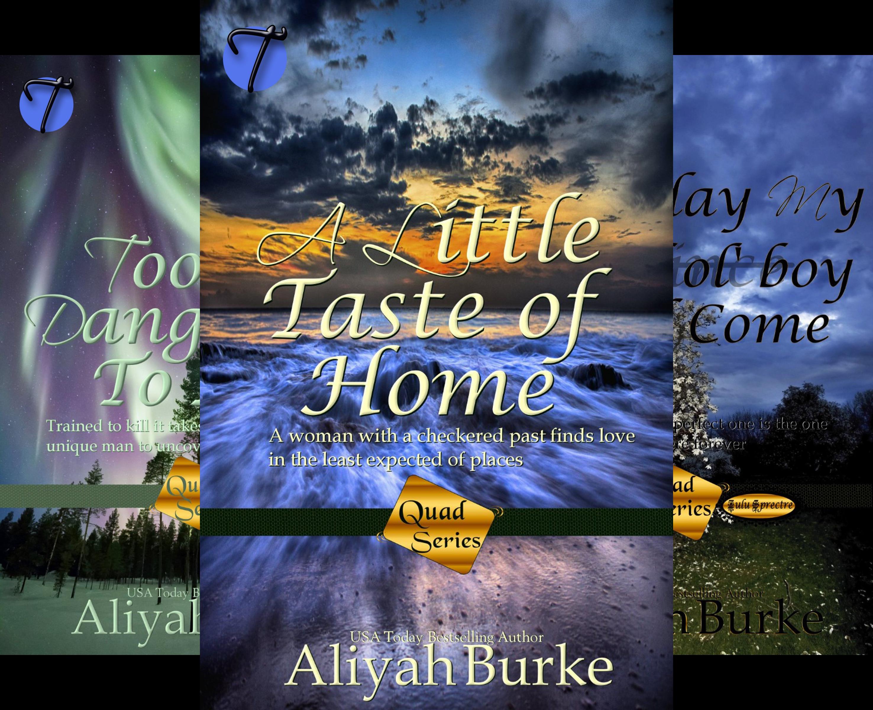 Quad Series (3 Book Series)