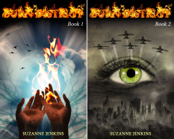 Burn District (2 Book Series) by  Suzanne Jenkins