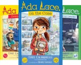 img - for An Ada Lace Adventure (3 Book Series) book / textbook / text book