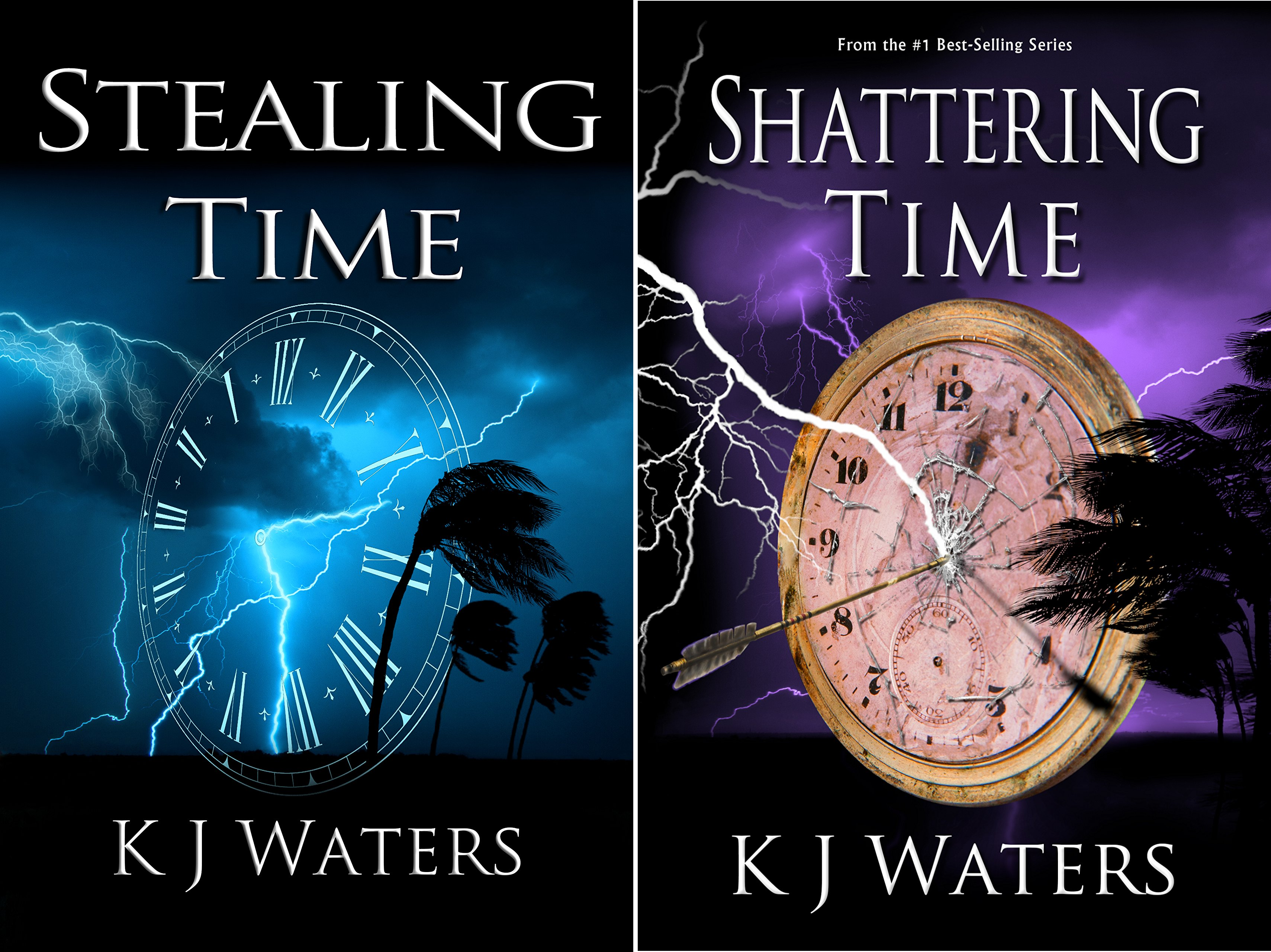 Stealing Time (2 Book Series)