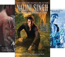 Psy/Changeling Series (15 Book Series) by  Nalini Singh