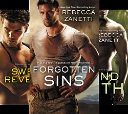 Sin Brothers (4 Book Series) by  Rebecca Zanetti