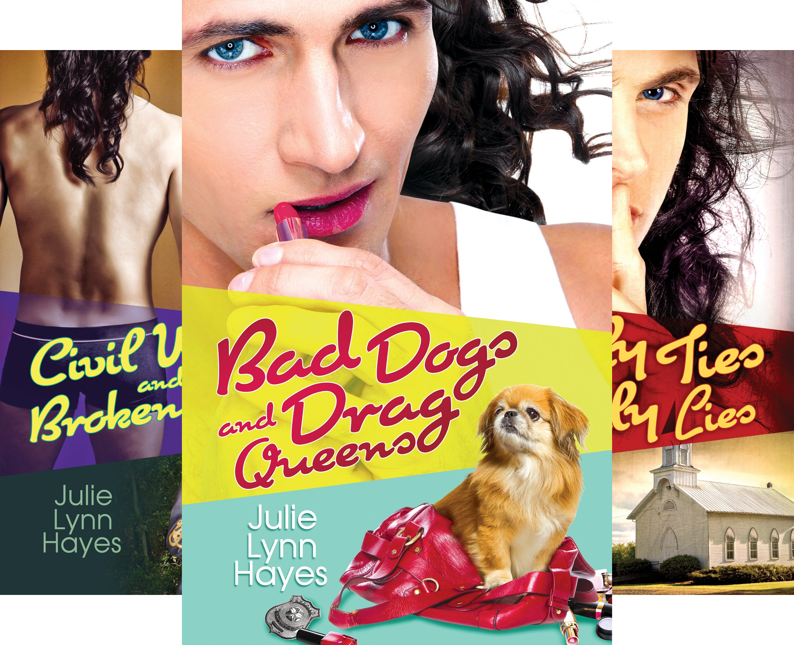 Rose and Thorne (3 Book Series)