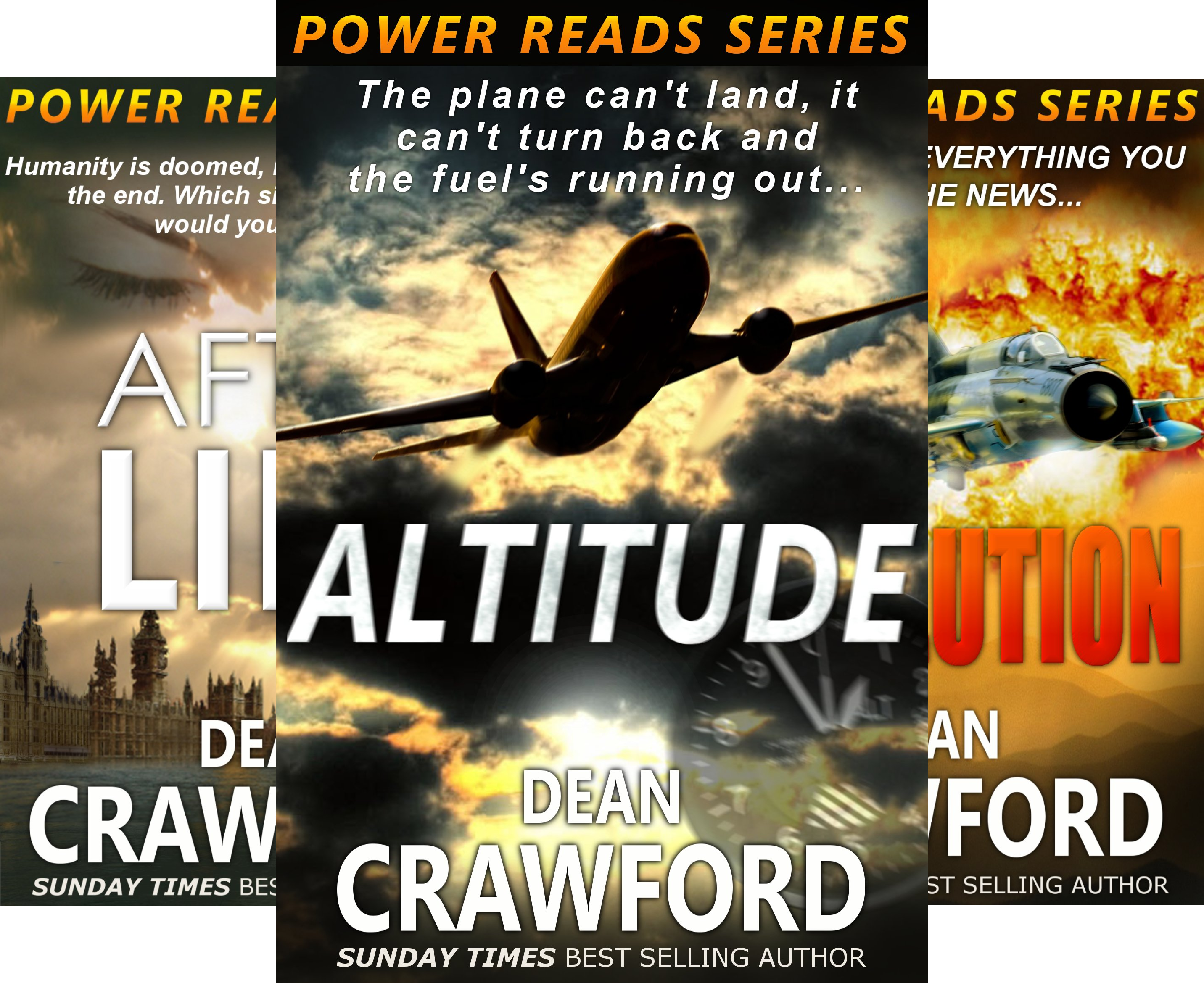 Power Reads (5 Book Series)