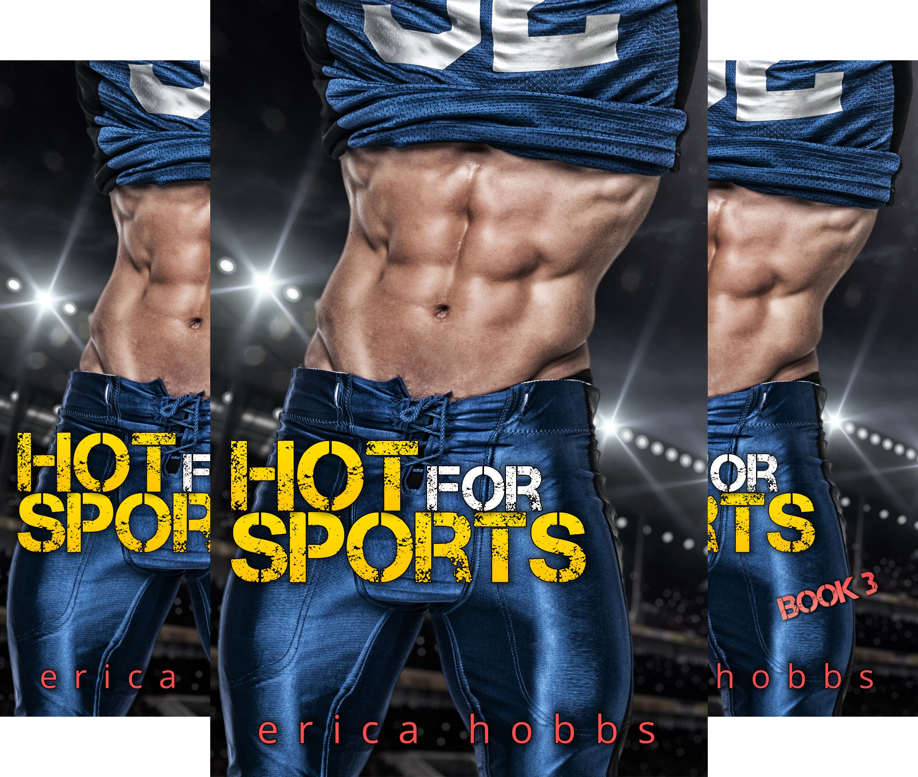 Hot for Sports (4 Book Series)