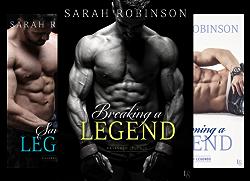 Kavanagh Legends (4 Book Series) by  Sarah Robinson