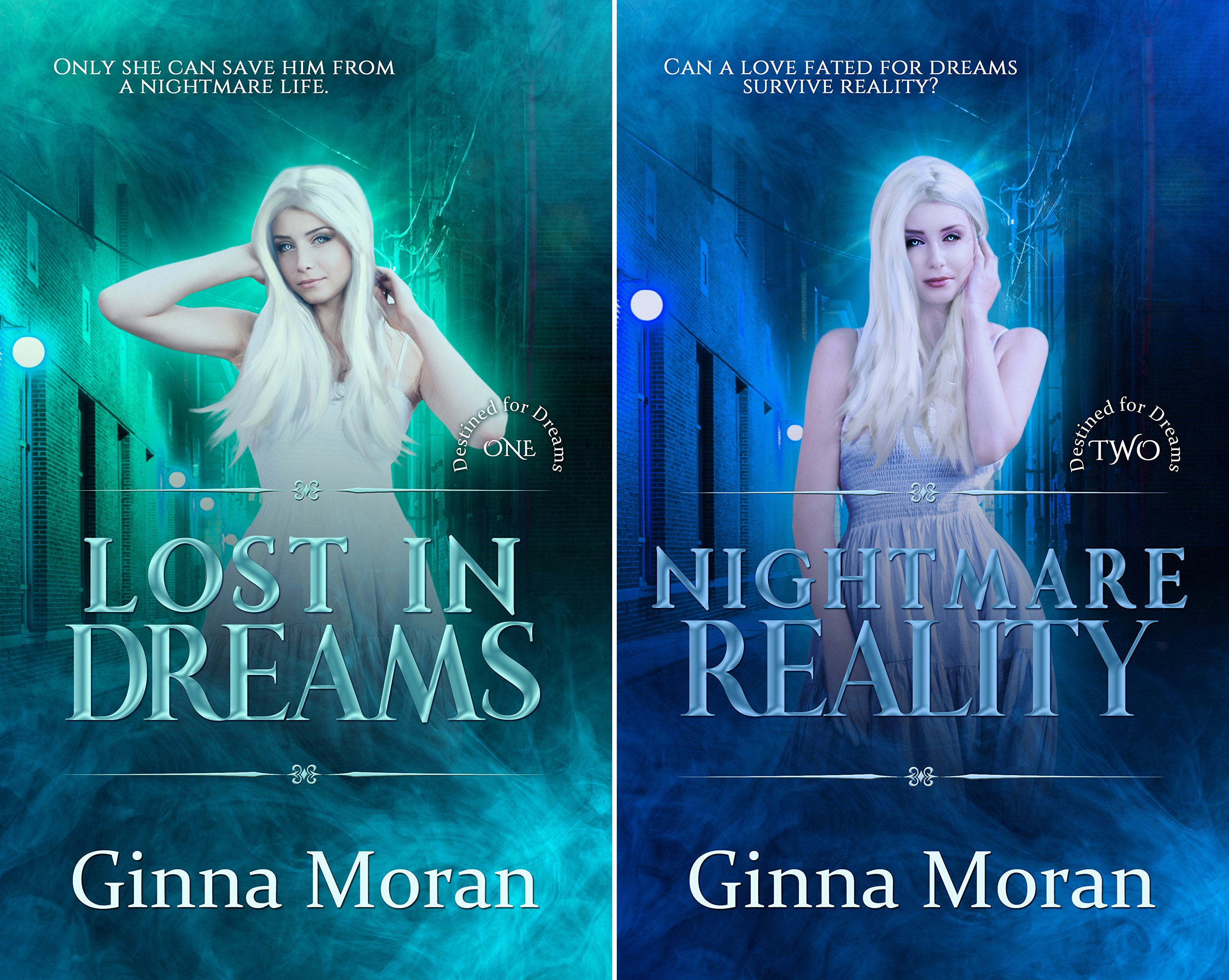 Destined for Dreams (2 Book Series)
