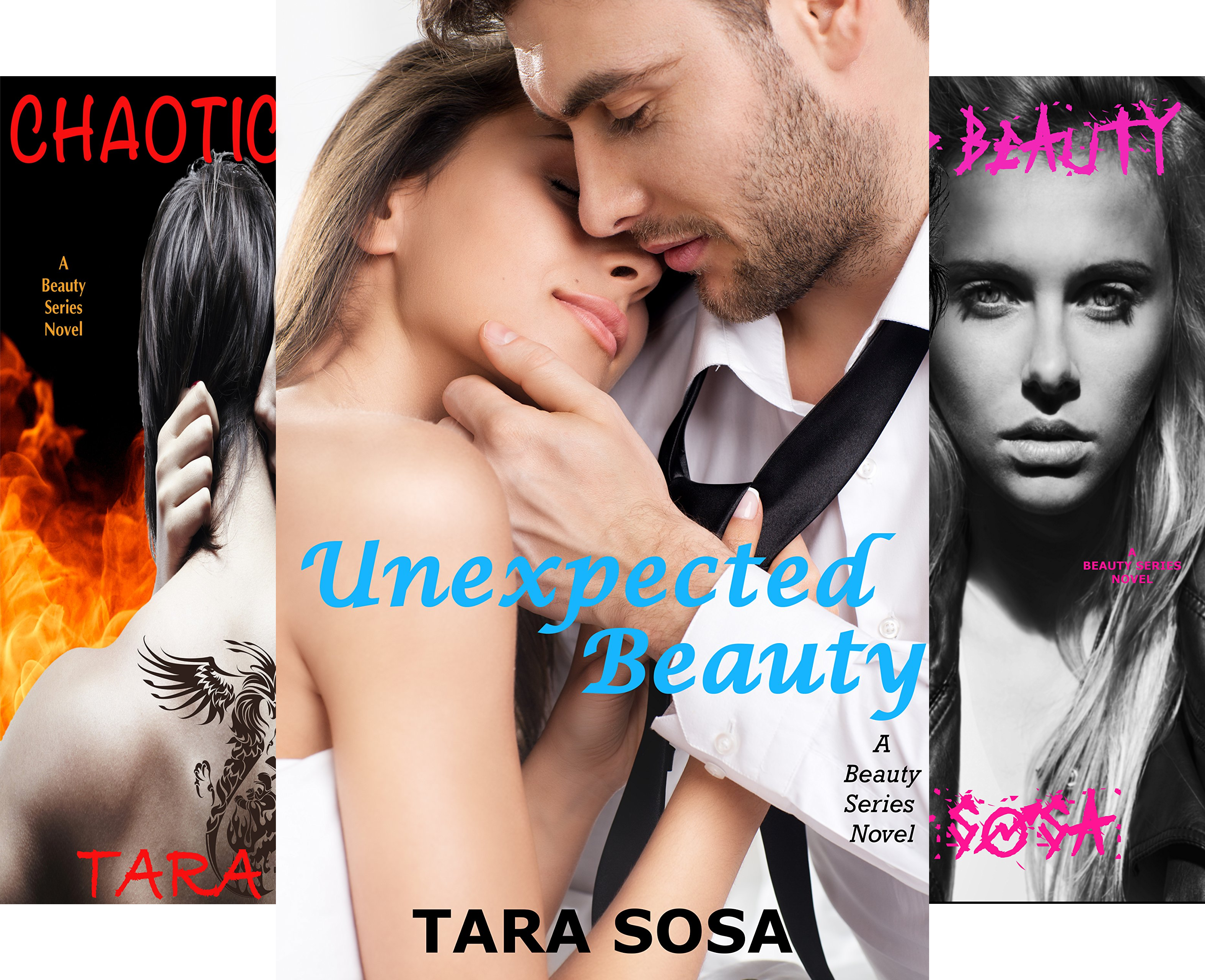 Beauty (4 Book Series)