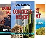 David Mapstone Mystery Series (9 Book Series)