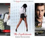 img - for The Risque Business Collection (3 Book Series) book / textbook / text book