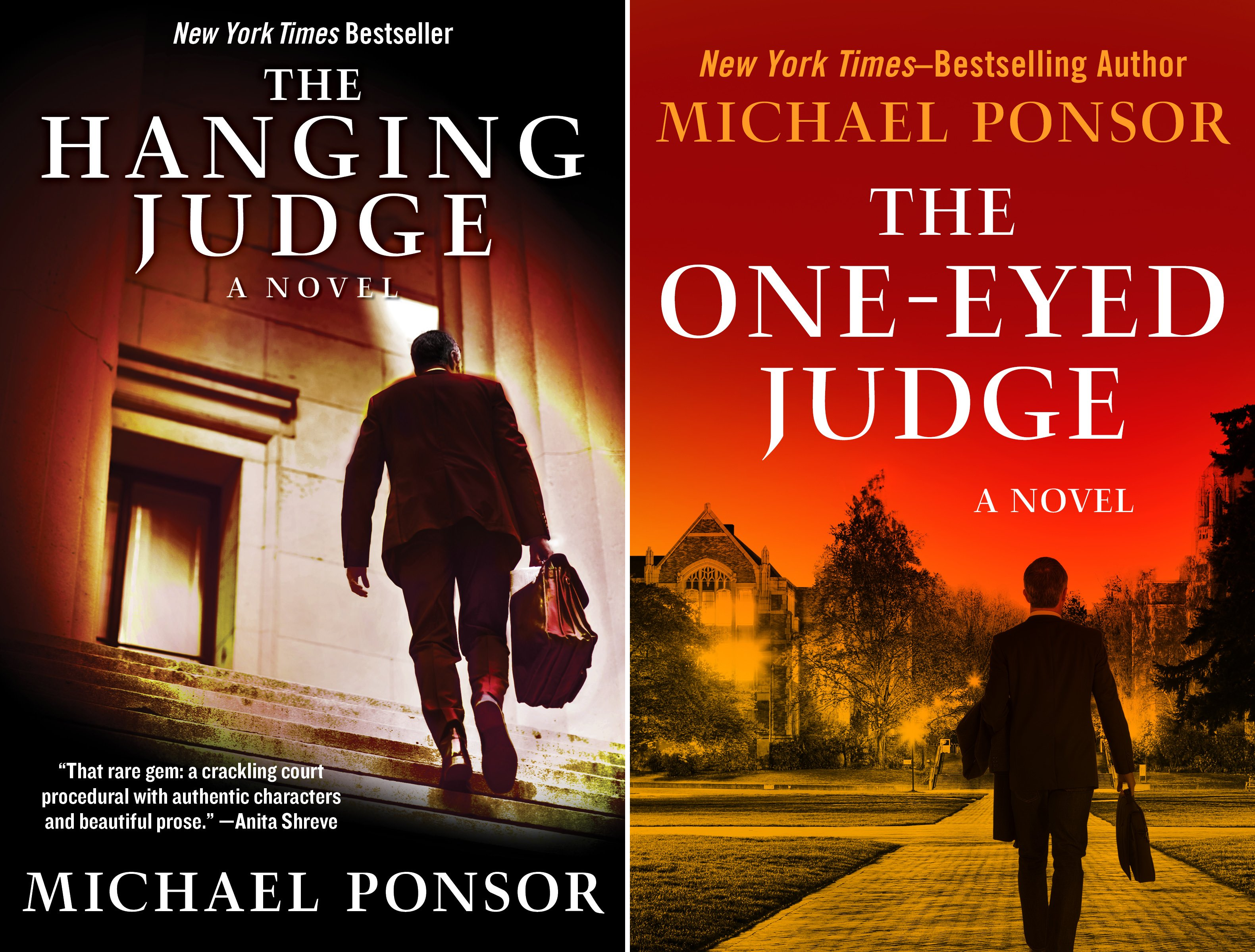 The Judge Norcross Novels (2 Book Series)