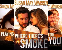 Montana Fire (3 Book Series) by  Susan May Warren