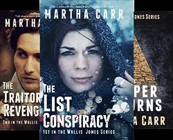 The Wallis Jones Series 2016 (6 Book Series) by  Martha Carr