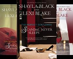The Perfect Gentlemen (3 Book Series) by  Shayla Black Lexi Blake