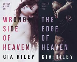 Broken Wings Duet (2 Book Series) by  Gia Riley