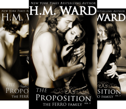 The Proposition: The Ferro Family (5 Book Series) by  H.M. Ward