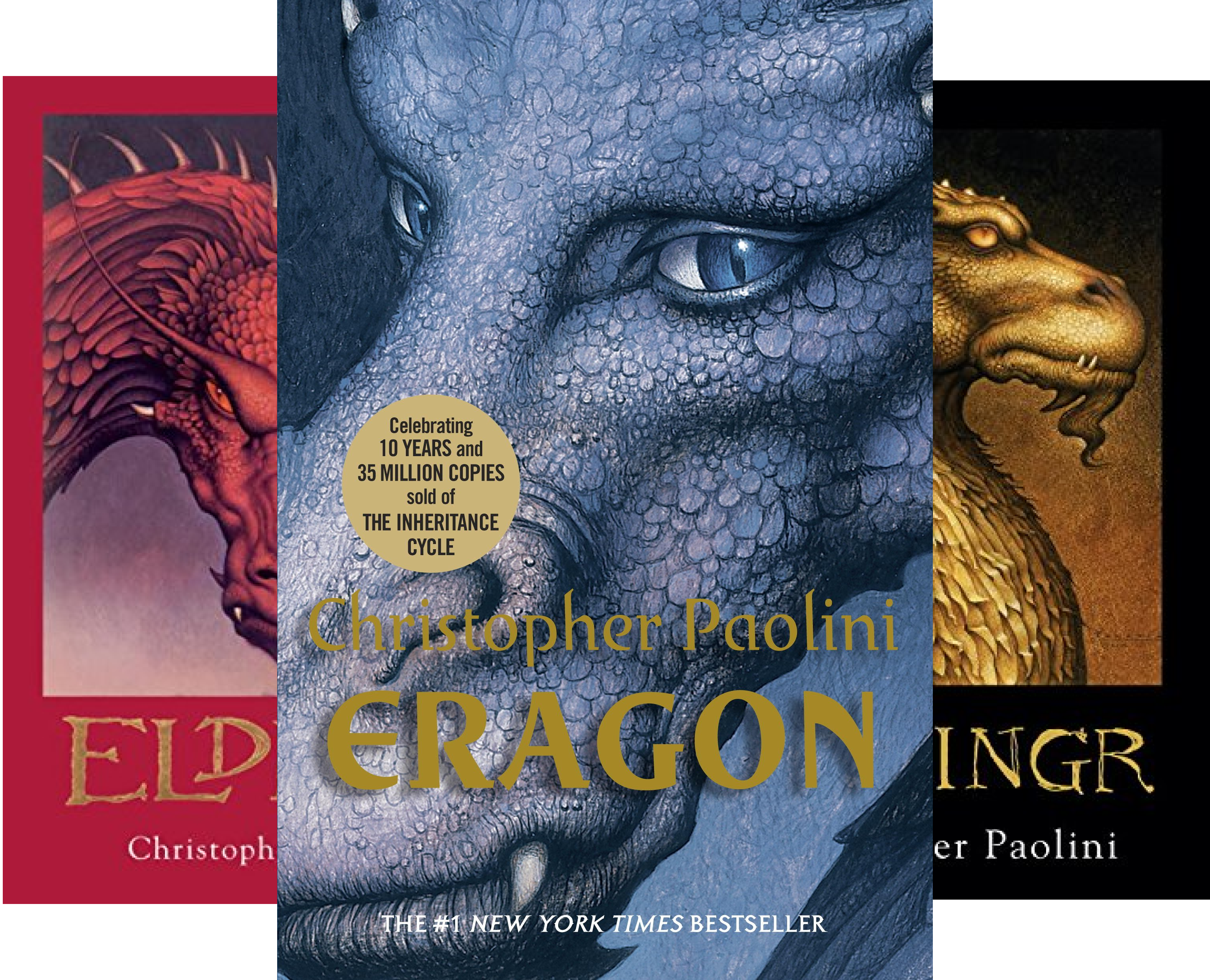 The Inheritance Cycle (4 Book Series)